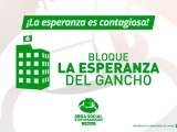 """Manifiesto """"La esperanza es contagiosa"""" en apoyo al bloque La Esperanza delGancho"""