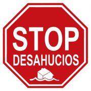 logo stop desahucios